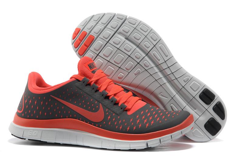 Nike Free 3.0 V4 Zapatos De Las Mujeres Azul Negro sbIs3prh