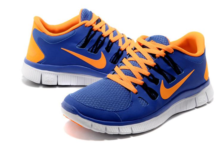 quality design 15ddd 1d288 2013 Nike Free 5.0 V2 Red Blue Orange Mens shoes