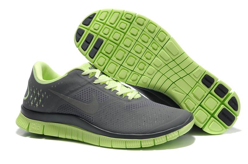 quality design 1b135 795d9 Nike Free 4.0 V2 Cool Grey Green Womens